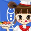 Game Cô gái bán sushi