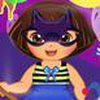 Game Dora Chuẩn Bị Halloween