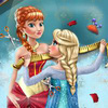 Game Elsa Thiết Kế Thời Trang