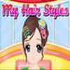 Game Hotgirl tạo kiểu tóc