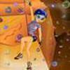 Game Hotgirl tập leo núi