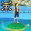 Game Luffy vượt sông