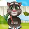 Game Mèo Tom Dọn Vườn