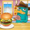 Game Perry Làm Hamburger