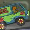 Game Scooby Doo lái xe