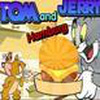 Game Tom và Jerry bán hamburger