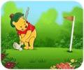 Chơi golf cùng Gấu Poo
