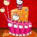 Bánh ngọt Hello Kitty
