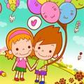 Bóng bay tình yêu