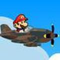 Game Mario bắn máy bay, choi game Mario ban may bay