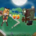 Game Miêu Nữ Đại Chiến Plants Zombies, choi game Mieu Nu Dai Chien Plants Zombies