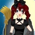 Cô phù thủy dễ thương