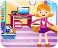 Game giúp mẹ dọn nhà