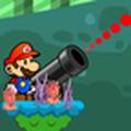 Game Mario Bắn Pháo 4, choi game Mario Ban Phao 4