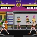 Nữ sinh đánh nhau