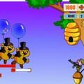 Game Bảo vệ tổ ong, choi game Bao ve to ong