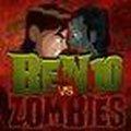 Game Ben 10 vs Zombie, choi game Ben 10 vs Zombie