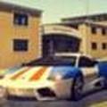 Đậu xe cảnh sát 3