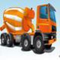 Đậu xe tải xi măng