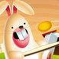 Game Thỏ hứng trứng, choi game Tho hung trung