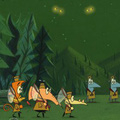 Đội quân bắt đom đóm