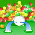 Hứng hoa quả