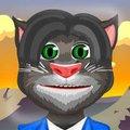 Mèo Tom Làm Tóc