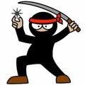 Ninja hám tiền