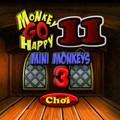 Game Chú khỉ buồn 11, choi game Chu khi buon 11