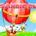 Hello Kitty nhảy dù