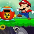 Game Mario nhặt tiền, choi game Mario nhat tien