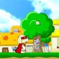 Game Cuộc chiến chó mèo, choi game Cuoc chien cho meo