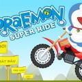Doraemon Quẩy Xe Địa Hình