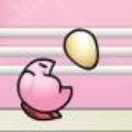 Kirby hứng trứng