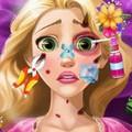 Rapunzel Bị Thương