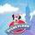 Game Đi spa ở Disneyland, choi game