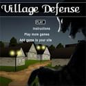 Game Bảo vệ làng, choi game