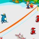 Game Ném tuyết, choi game