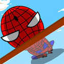 Game Spiderman người nhện, choi game