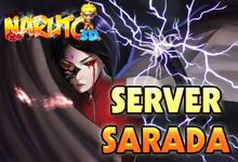 Khai mở máy chủ mới Sarada
