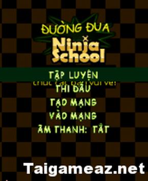 Đương đầu với Ninja
