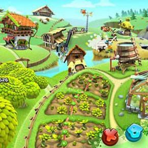 Nông trại trong mơ