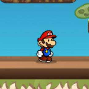 Mario Nhặt Quả