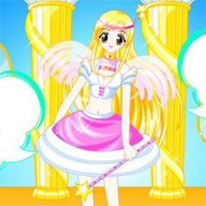 Cô bé thiên thần