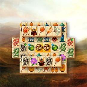 Trò chơi mahjongg 2