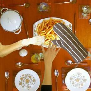 Bảo vệ đĩa khoai tây