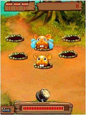 Tiêu diệt chuột chũi
