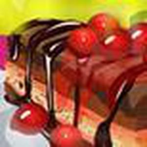 Bánh cherry thơm ngon