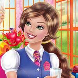 Barbie Trong Trường Học