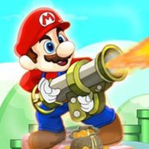 Mario Bắn Pháo Cói